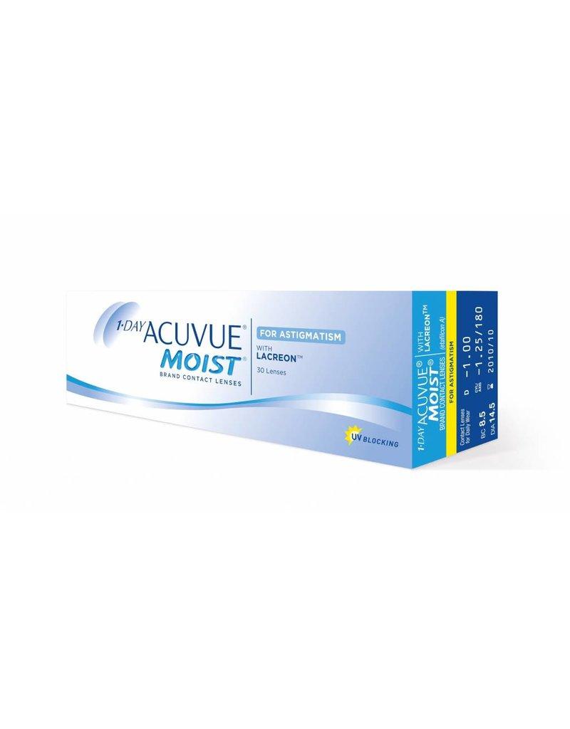 Johnson & Johnson Acuvue Moist for Astigmatism (30 - pack)