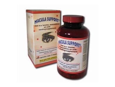 Sanmed: Macula Support (180 capsules)