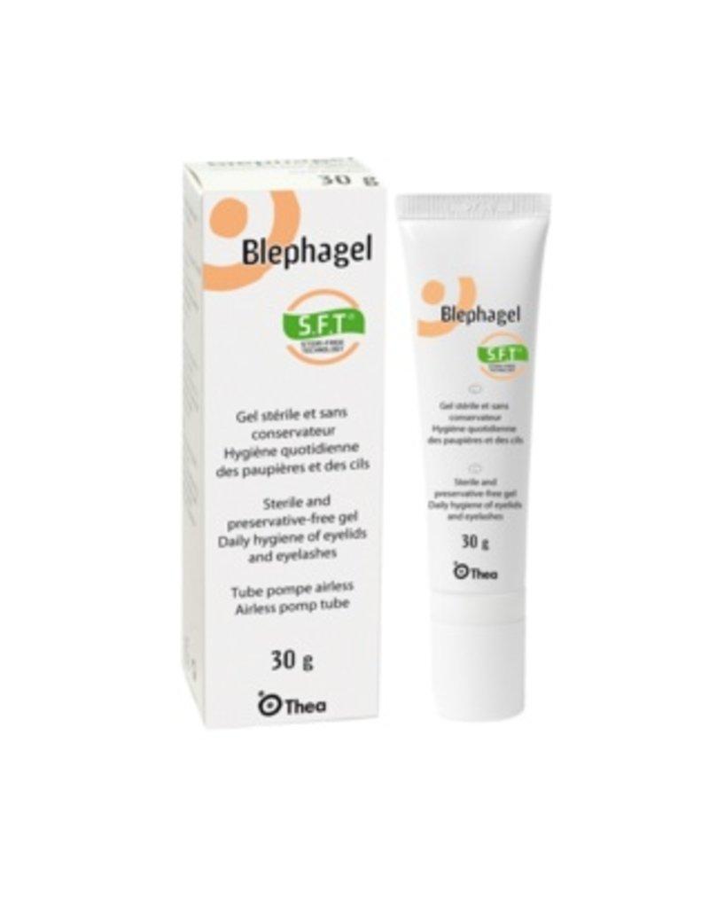 Thea Pharma: Blephagel (TIJDELIJK NIET LEVERBAAR)