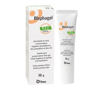 Thea Pharma: Blephagel