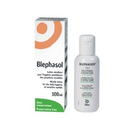 Thea Pharma: Blephasol (100ml)