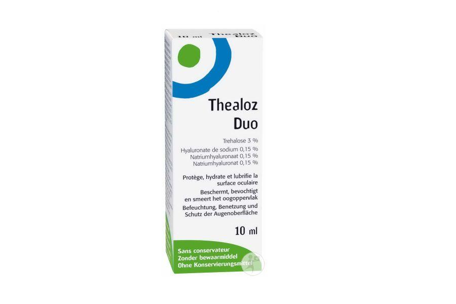 Thea Pharma: Thealoz Duo (10 ml)