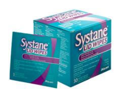 Alcon: Systane Lid Wipes (30 doekjes) - (4 voor 12,92 p.s.)