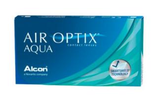 Alcon: Air Optix Aqua (6-pack)