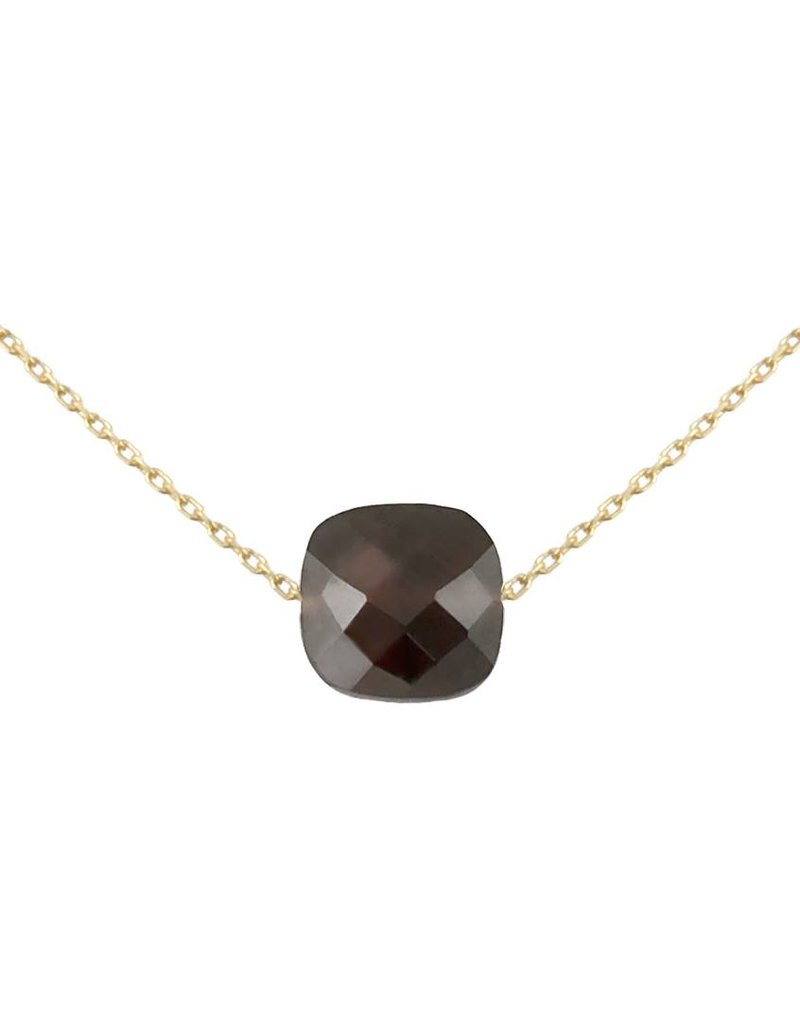 Bo Gold Necklace - Gold