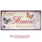 Clayre & Eef Every moment is precious