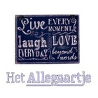 Clayre & Eef Live, Laugh, Love