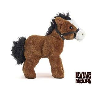 Living Nature Paard met halster