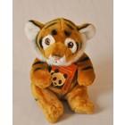 Anna Plush Baby tijger bruin