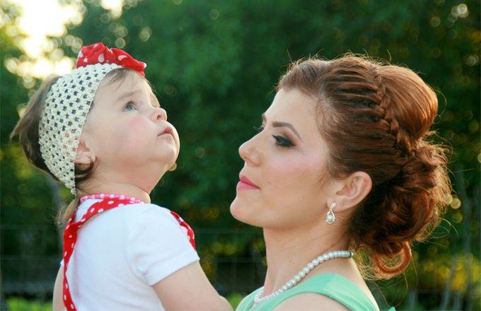Vrouwen met een zeurende moeder zijn later succesvoller