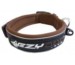 Ezy Dog Halsband Neopreen bruin