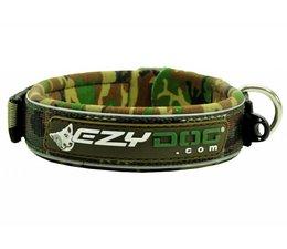 Ezy Dog Halsband Neopreen camouflage