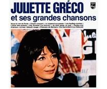 Juliette Greco =====================Juliette Graco Et Ses Grandes Chansons
