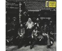 Allman Brothers Band At Fillmore East