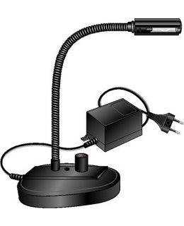 Turntable Light ProDJuser Gooseneck 30cm Desk Model