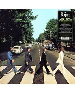 Beatles, the Abbey Road =2012 remastered=stereo