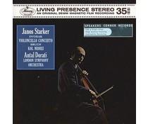 Dvorak Dvorak Violoncello Concerto/Bruch Kol Nidrei /JanosStarker