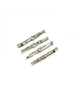 Cardas PCC Cartridge Clips 4 pcs (Silver, Gold, Rhodium)