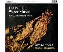 Handel/Georg Szel/lLondon Symphony Orchestra Water Music / Royal Fireworks