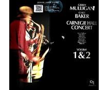 Gerry Mulligan Carnegie Hall Concert Volume 1 & 2 (w. Chet Baker)
