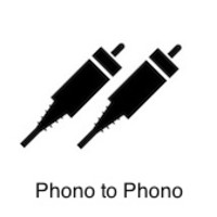 Phono to Phono Cables