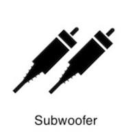 Subwoofer Cables