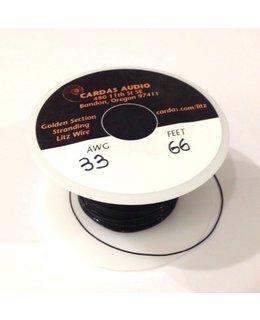 Cardas Groundwire 33AWG (per cm)