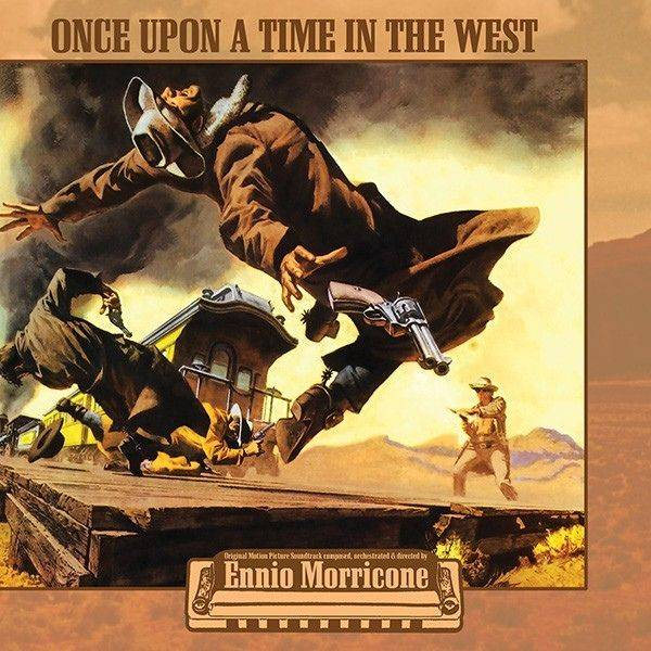 Ennio Morricone Ost Soundtrack Once Upon A Time In The