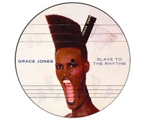 Grace Jones Slave to the Rhythm =Picture Disc=