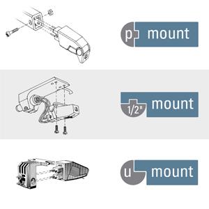 Mounting Types AT