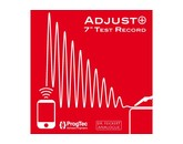 Dr.Feickert Adjust+ 7inch Test Record