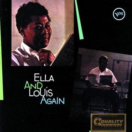 Ella Fitzgerald Louis Armstrong Ella Amp Louis Again