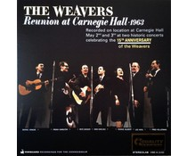 Weavers, the Reunion at Carnegie Hall in 1963