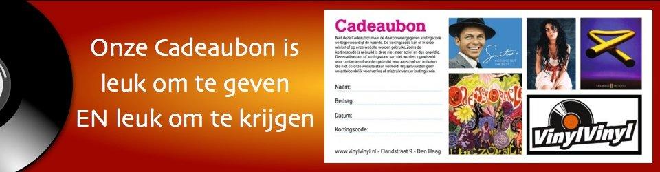 Cadeaubon VinylVinyl