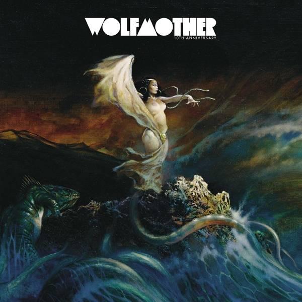 ¿Qué música estás escuchando? Wolfmother-wolfmother