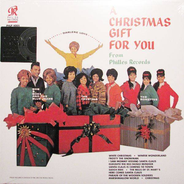 Phil Spector A Christmas Gift For You - VinylVinyl
