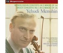 Yehudi Menuhin Concerto In E Minor, Op. 64 / Concerto No. 1 In G Minor, Op. 26(Mendelssohn/Bruch)