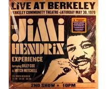 Jimi Hendrix / Experience Live At Berkeley