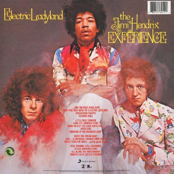 Jimi Hendrix Electric Ladyland Vinylvinyl