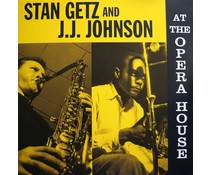 Stan Getz At the Opera House