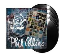 Phil Collins The Singles =4LP=
