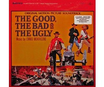 Ennio Morricone -OST- Soundtrack The Good, The Bad And The Ugly: Original Motion Picture Soundtrack by Ennio Morricone