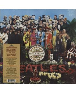 Beatles, the Sgt Pepper's Lonely Hearts Club Band=2LP =50th Anniversary= 2017