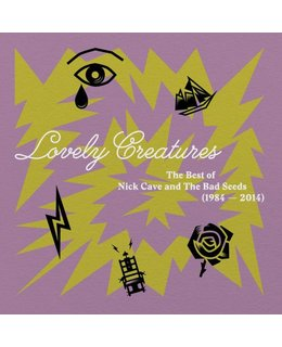 Nick Cave/Nick Cave & The Bad Seeds Lovely Creatures: The Best of... 1984-2014