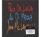 Al Di Meola/de Lucia/McLaughlin Guitar Trio