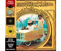 Johnny Guitar Watson ‎ A Real Mother For Ya