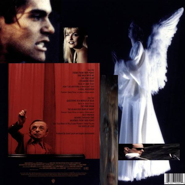 Ost Soundtrack Twin Peaks Fire Walk With Me 1992