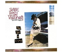 Stevie Ray Vaughan/ Double Trouble Sky Is Crying
