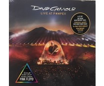 David Gilmour( Pink Floyd ) Live At Pompeii-4LP=