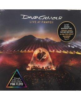 David Gilmour( Pink Floyd ) Live At Pompeii-4LP=